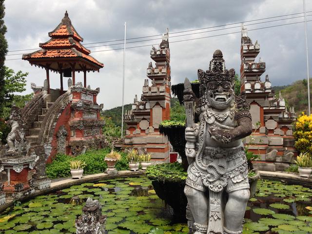 Brahmavihara-Arma, a Recent Buddhist Temple Built in 1969