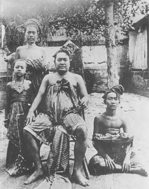 Dewa Agung Jambe II After the Dutch Invasion