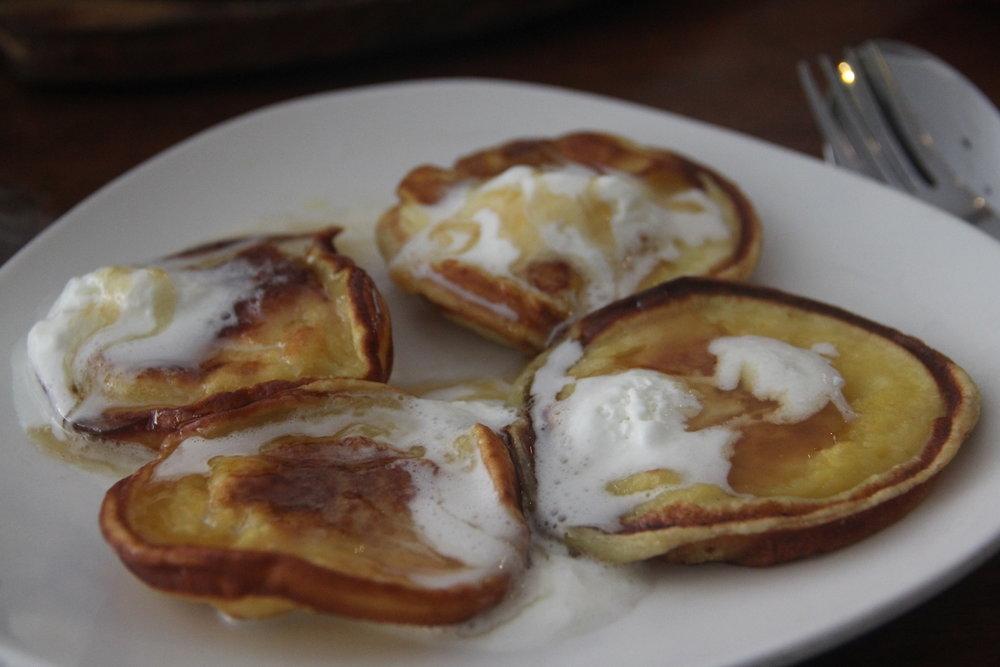 Balinese pancakes. Yum!