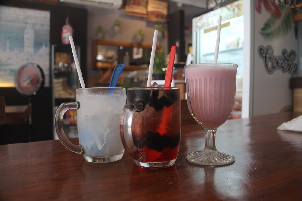 Balinese Drinks