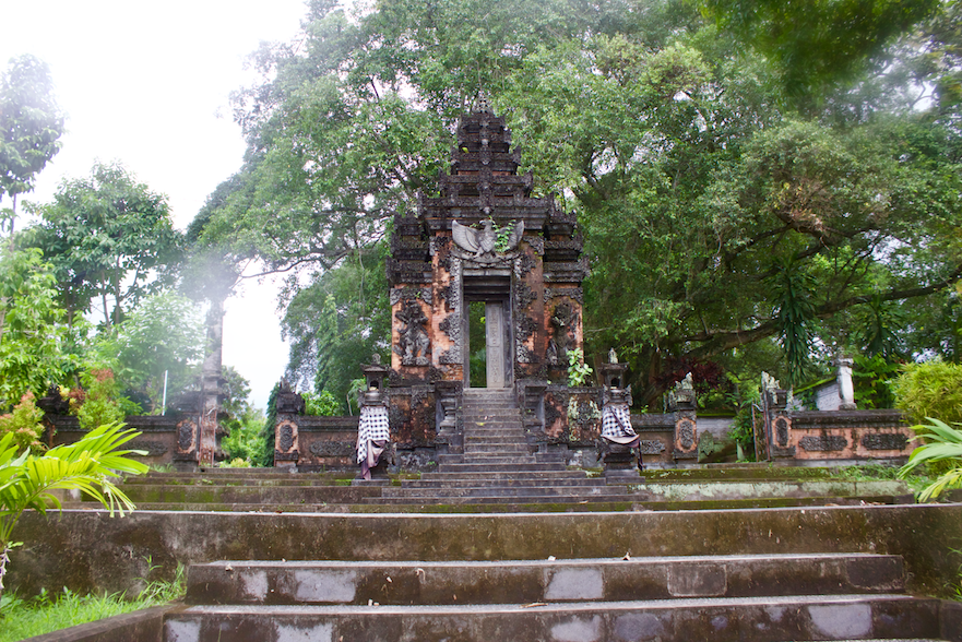Shrine in North Bali
