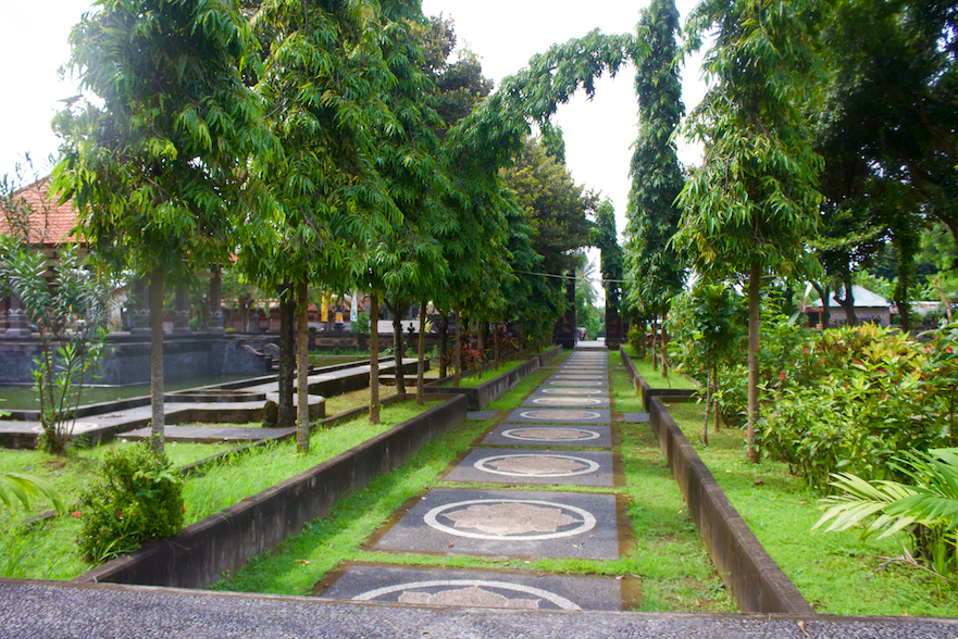 Shrine Pathway
