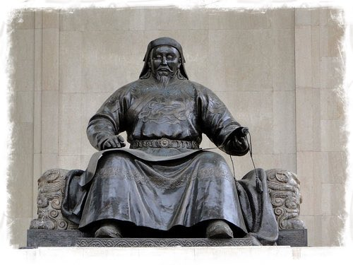 Statue of Kublai Khan