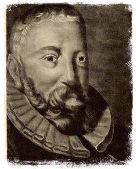 Dutch Explorer Cornelis de Houtman