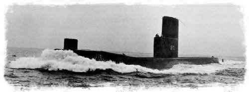 The USS Seawolf