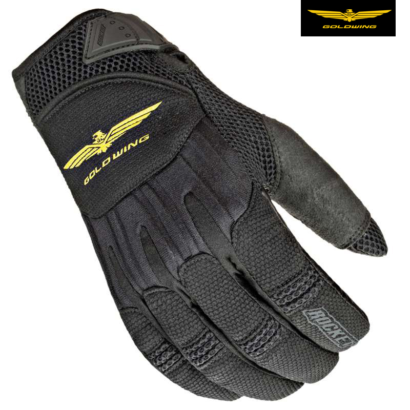 MENS GOLDWING  SKYLINE MESH GLOVE $44.99