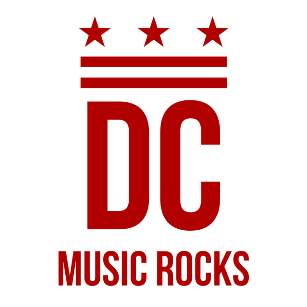 DC Music Rocks Radio Show and Podcast Logo