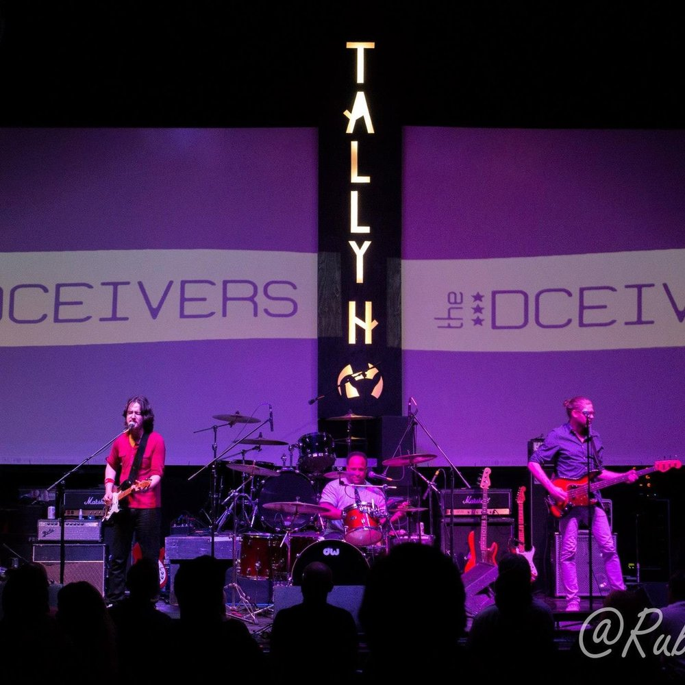The DCeivers DC Music Rocks