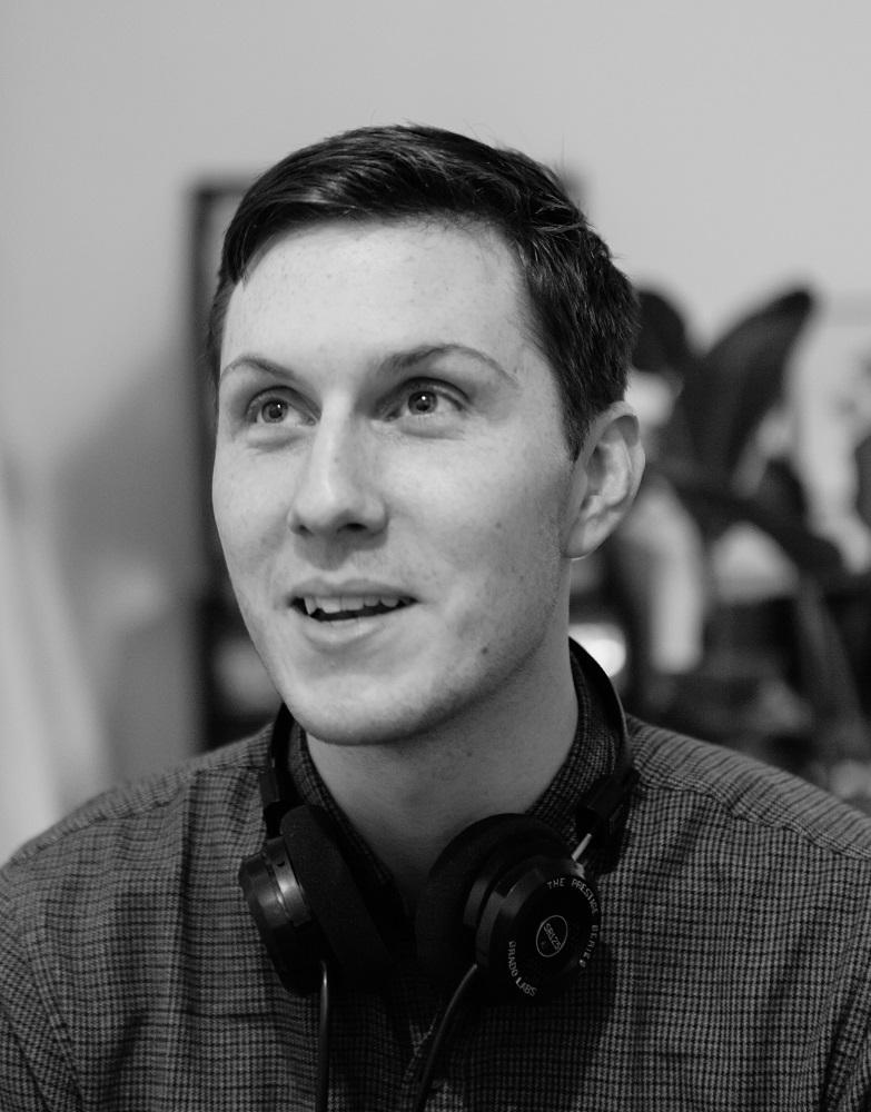 Alex Drewenskus Is A Broadcast Technician At WAMU 88.5, Washington, D.C.u0027s  NPR Member Station, And Currently Engineers WAMUu0027s 1A, A Daily Talk Show  That ...