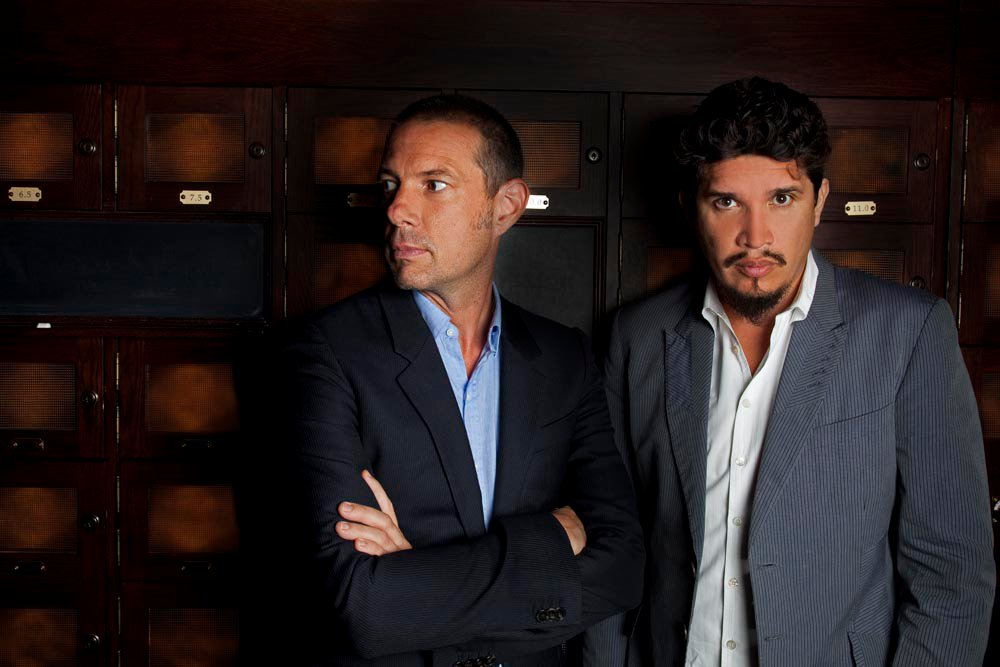Thievery Corporation DC Music Rocks