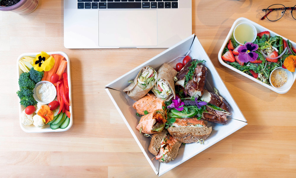 New to Truffles Express? Give our fresh dishes-to-go a try and receive 15% off your first order. - Order online or call our office at 250-544-0200 and we'd be happy to assist you.