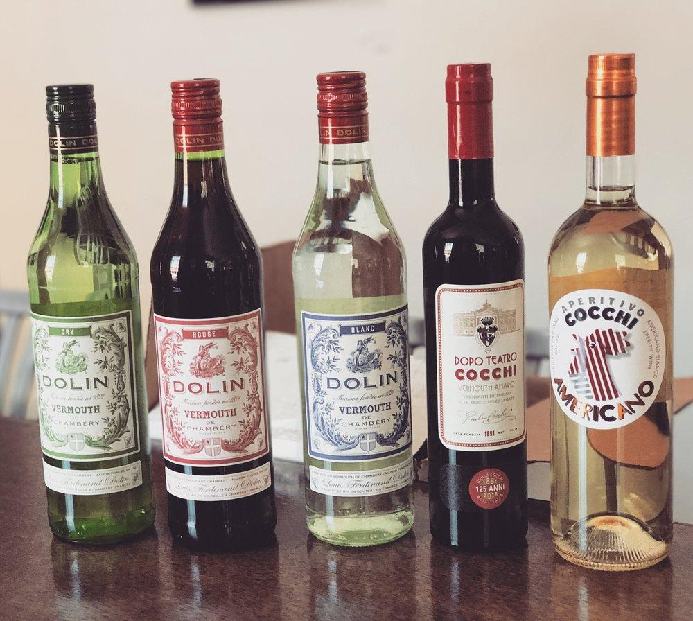 Vermouth much?