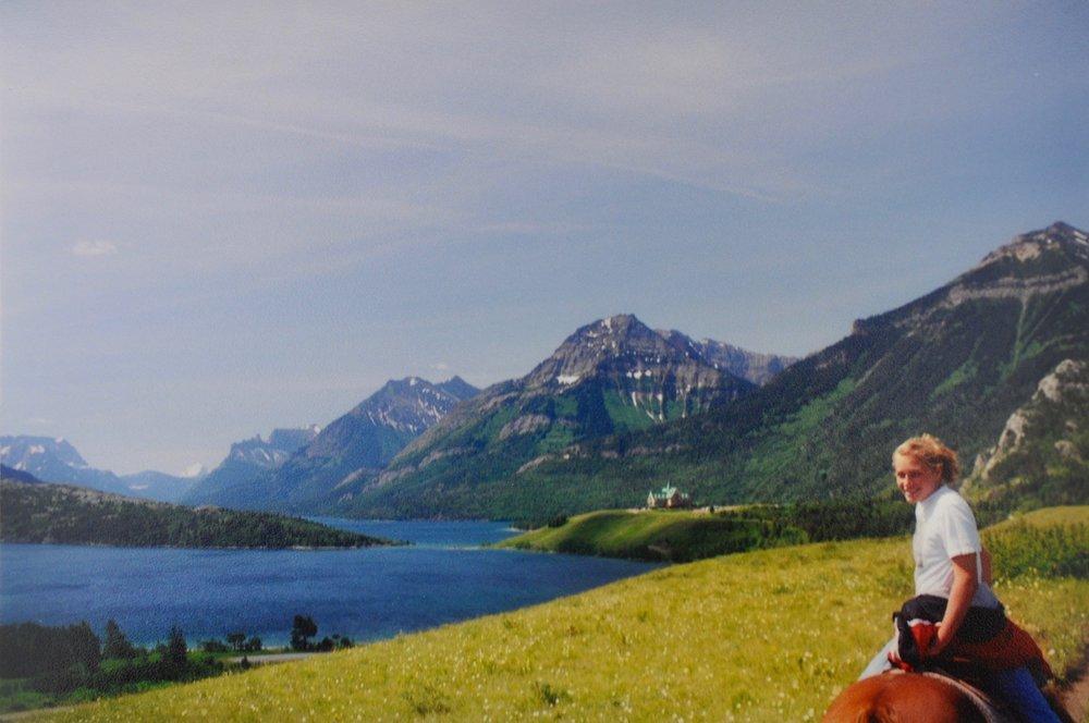 Horseback Riding |Prince of Wales Hotel | Alberta, Canada