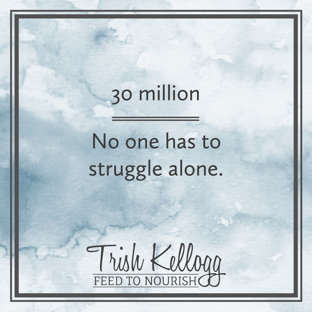 Recovery is Possible — Trish Kellogg | Feed to Nourish