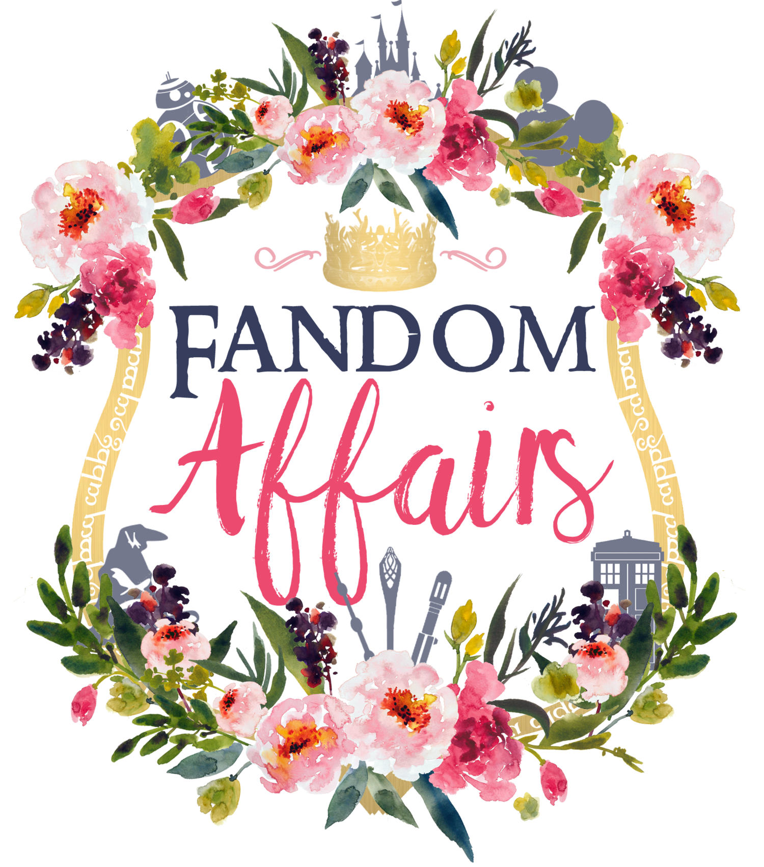 Fandom Affairs - Orlando, FL Wedding Planner