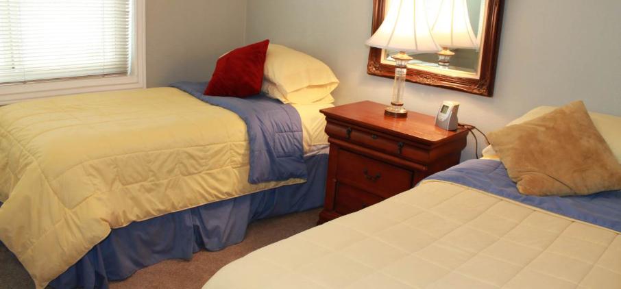 1406 Second Bedroom