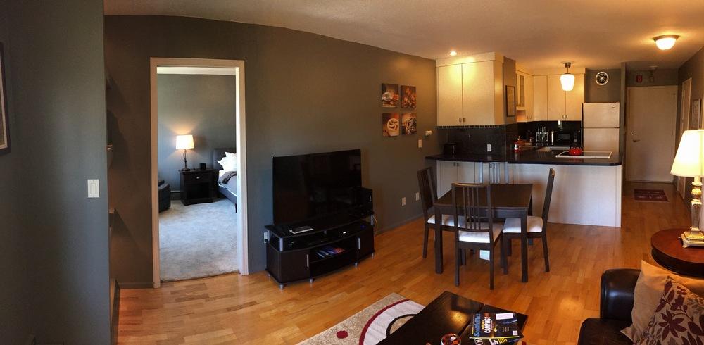 1507 Living Room/Kitchen