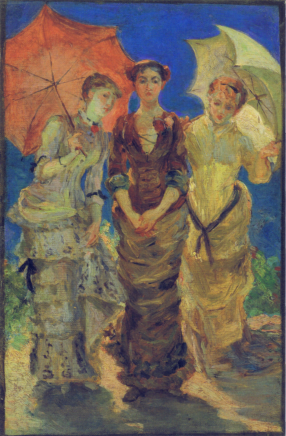 """The Three Graces"", Marie Bracquemond, 1880 Image courtesy of The Trivium Art History Project."