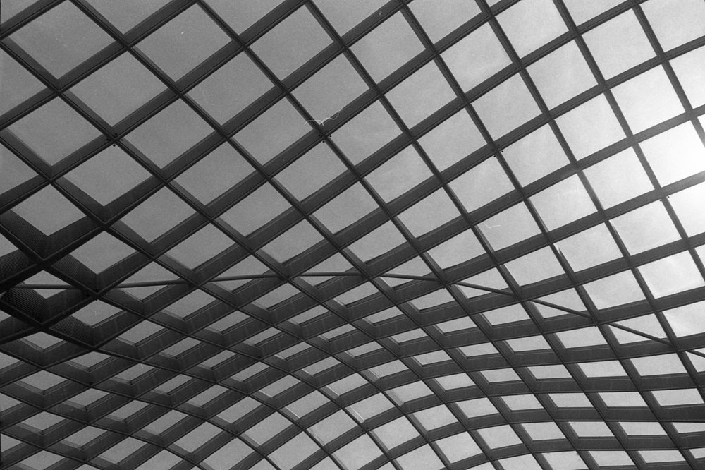 Steel Waves  - The National Portrait Gallery, D.C.