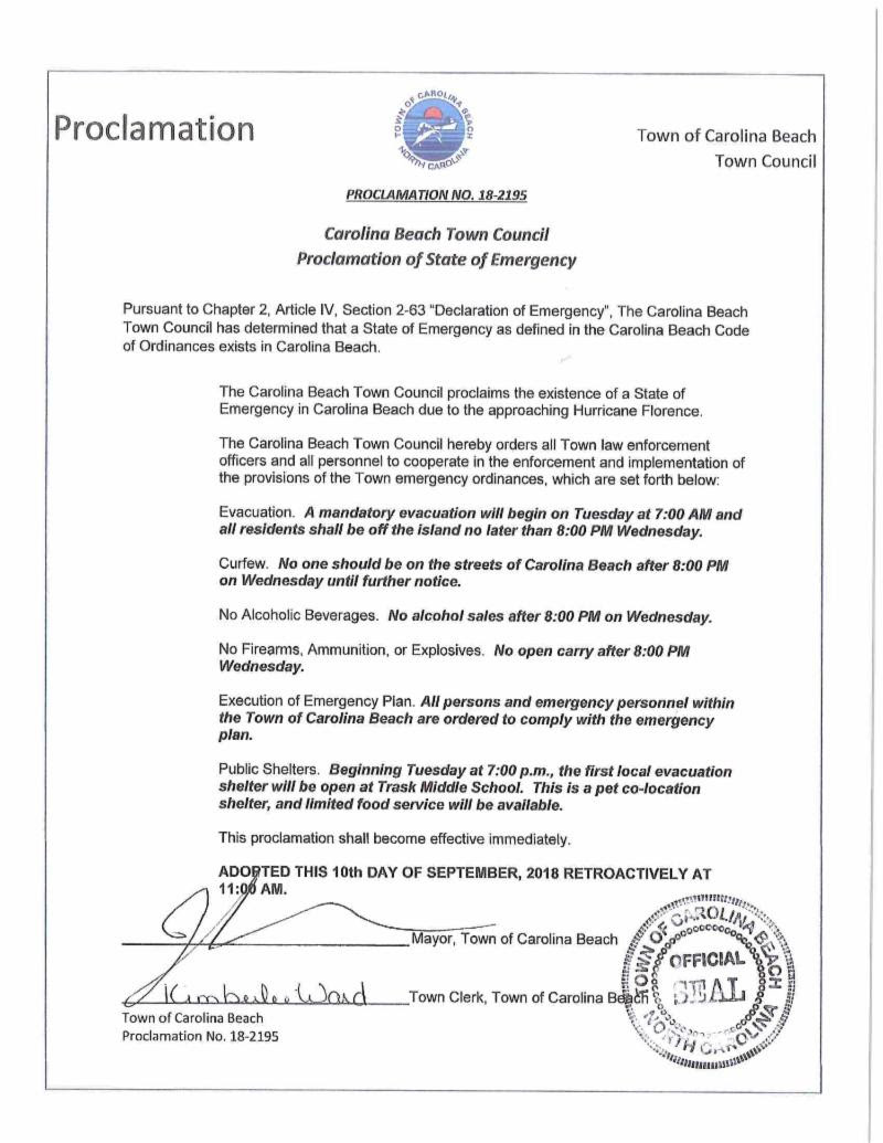 Proclamation of State of Emergency 2018-09-10.jpg