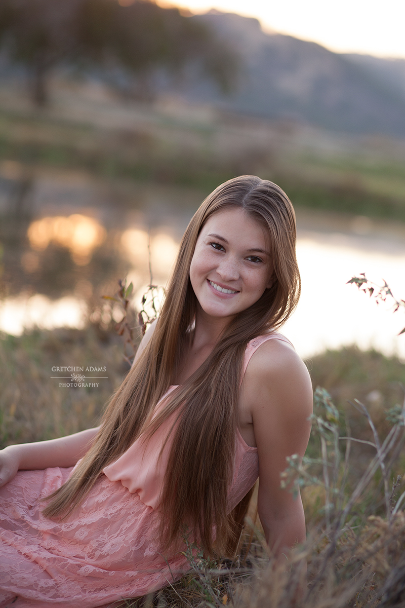 outdoor senior portraits walnut creek