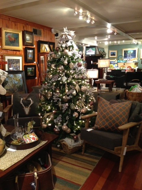 The Lake House  Holiday Decor and Merchandise