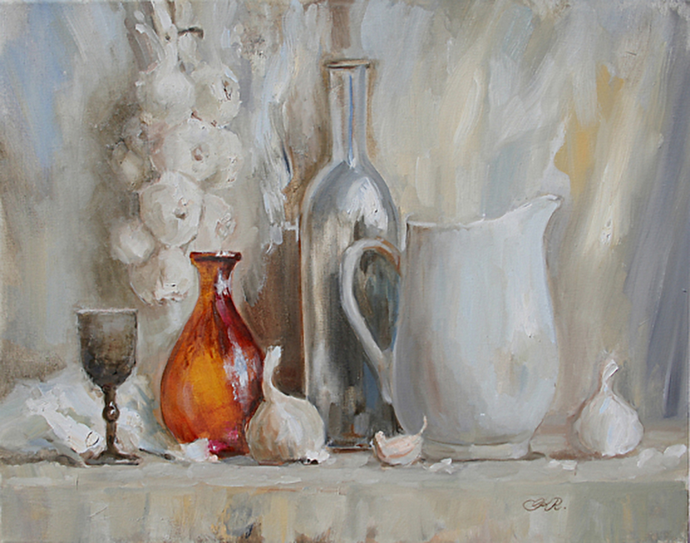 Debra J, Holladay, Painter