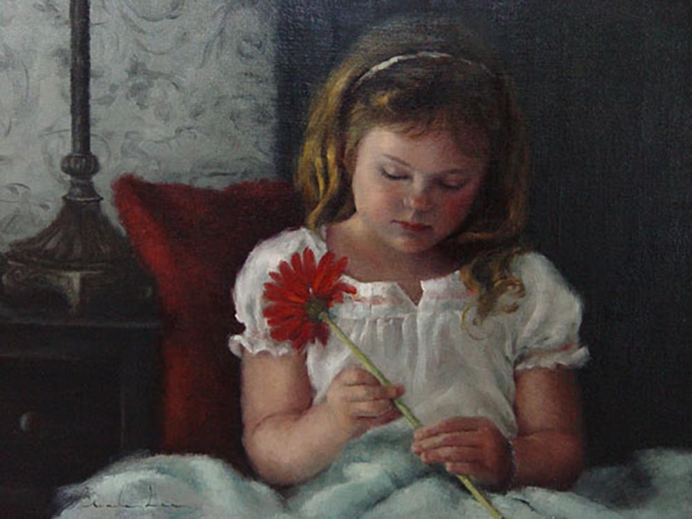 Brenda Gibson, Painter