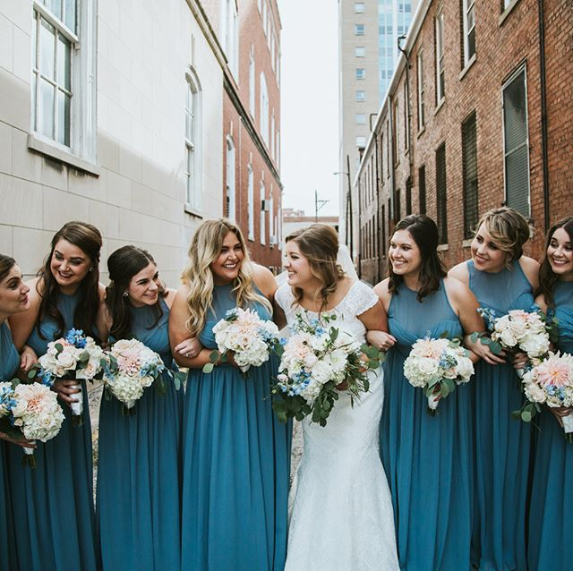 Have to share a few from this October wedding! I had so much fun hanging out with these two and their friends. I have had the honor of capturing Mallory and THREE of these bridesmaids on their wedding day! Such a cool group of girls.  #louisvillelove #louisvillebride #weddings #shesaidyes #engaged💍 #louisvilleweddingphotographer #weddinggoals❤ #love
