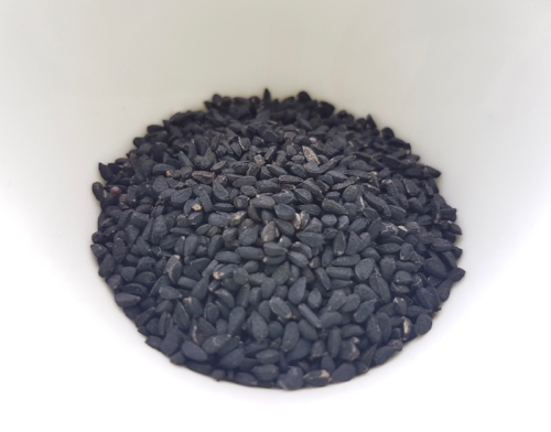 Black cumin seeds have a delightful spicy flavor and are native to the Middle East, North Africa and Asia.