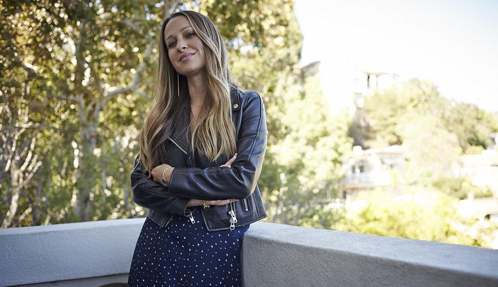 Jennifer Meyer for Barneys NY.   Photographer Mikael Kennedy