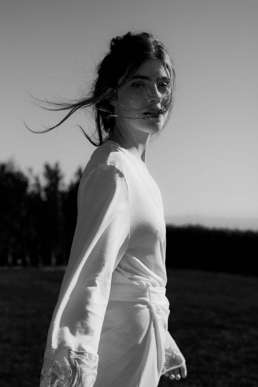Anna Speckhart for KaDeWe Magazine  Photographer Will Adler