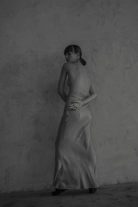 Allie Clarkson  Photographer Kanya Iwana