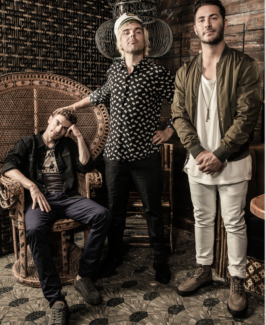 New Politics  Featured in Rogue Magazine Issue No.7  Photographer Sean M. Flynn