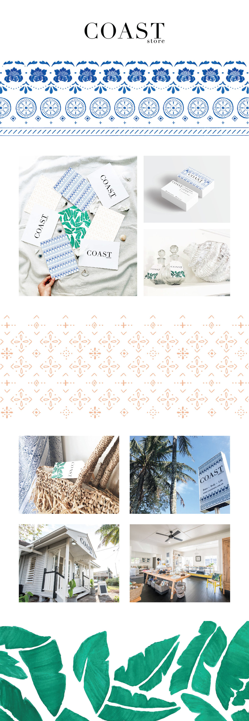 Coast Store Branding