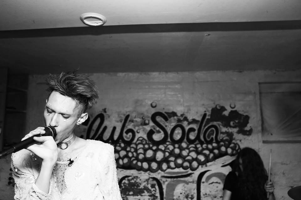 Club Soda by Meghan Freeman