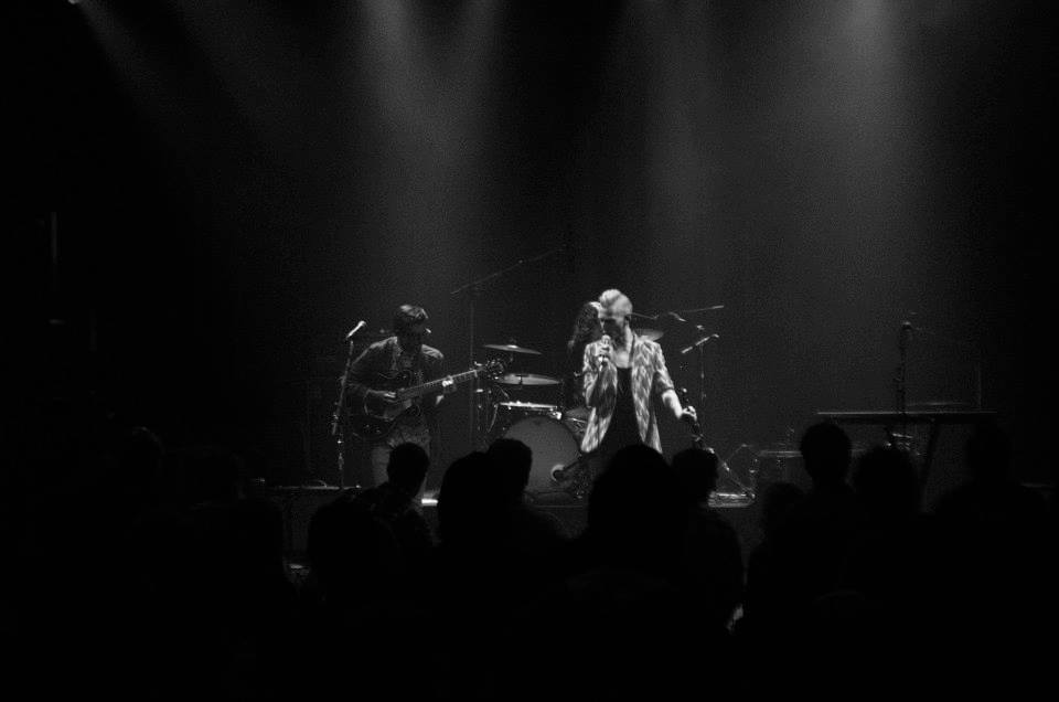Mayne Stage by Alexus McLane