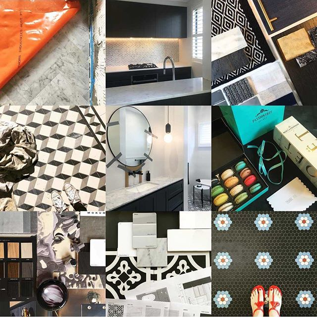 What a great year 2017 has been. Here's to an exciting 2018 🥂  #2017bestnine #interiordesign #interior #design #designers #styling #pattern #geometric #bold #graphic #tiles #bathroomdesign #kitchendesign #scheme #samples #thatsawrap #happynewyear #cheers