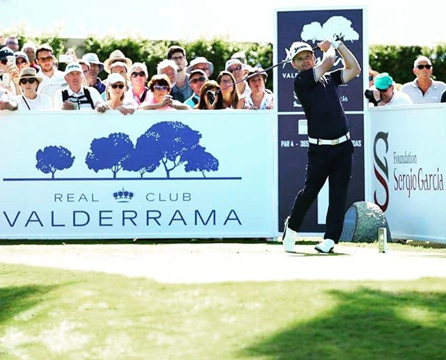 Thank you @valderramamasters it has been a pleasure once again!! #greattobeback#golf #instagolf #whyilovethisgame #teetime #athlete #discipline #hardwork #hardworkpaysoff #sorenkjeldsen #danmark #denmark #pumagolf #srixon #europeantour #mercedes #ejnerhessel