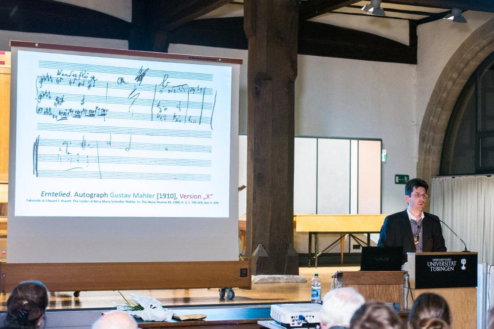 Mahler UA Vortrag Prof. Dr. J. Rothkamm