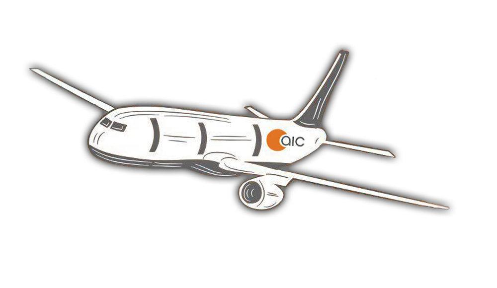 AIC Flugzeug