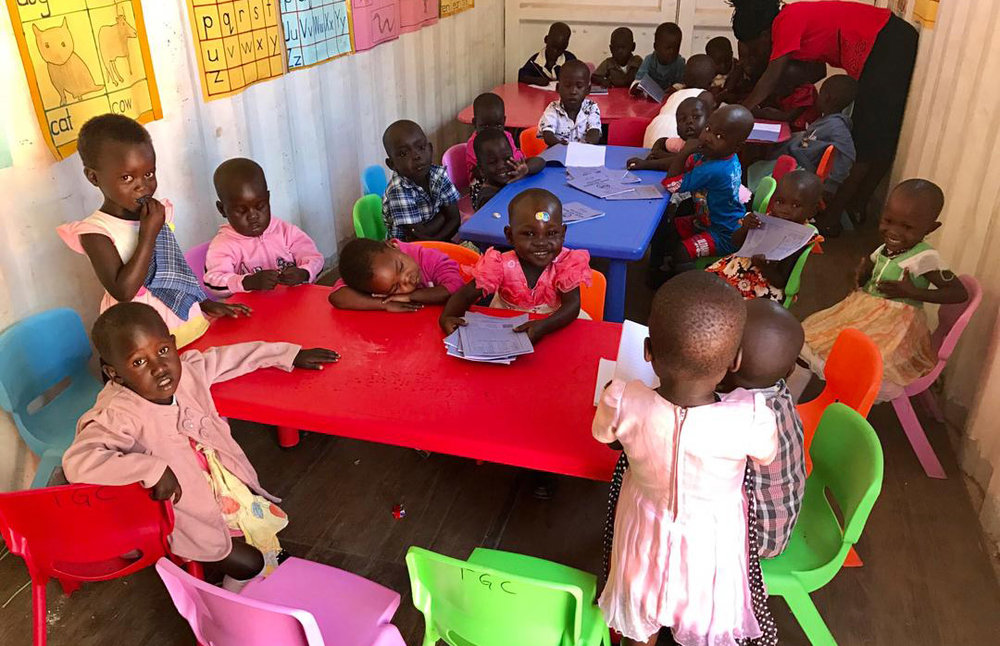AIC Family & Friends Pre-School in Kawolokota, Uganda -
