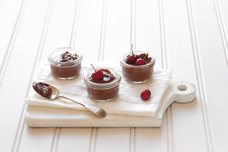Choc mousse land.JPG
