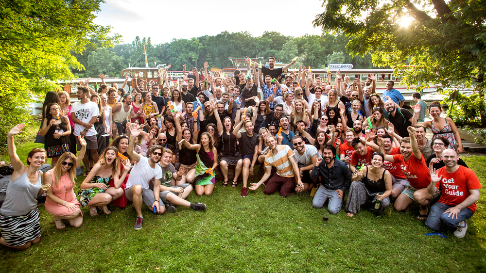It will be hard to top this year's summer party — we had a blast!