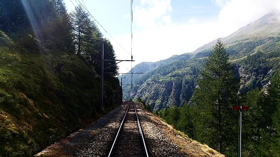 Traveling to Poschiavo!