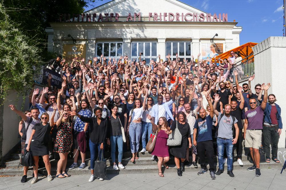 GetYourGuide Summer Summit 2017!