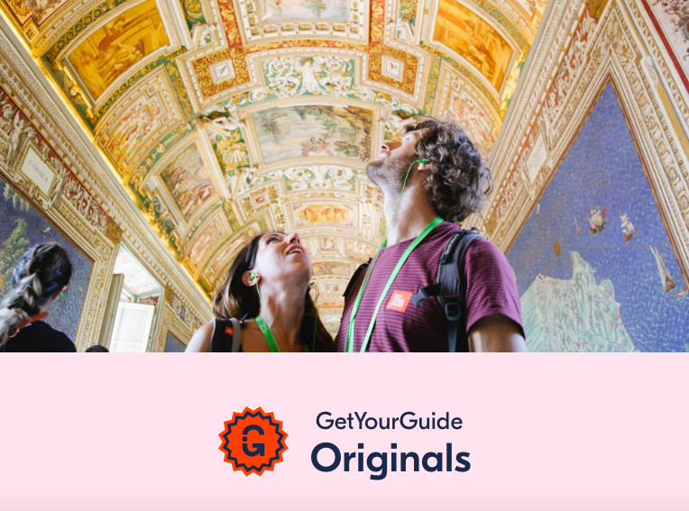 GetYourGuide Originals