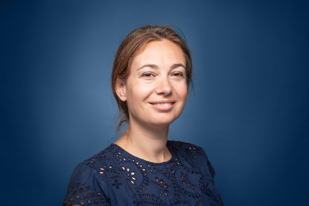 Cécile Lavarenne, Regional Director for Europe, Middle East, and Africa