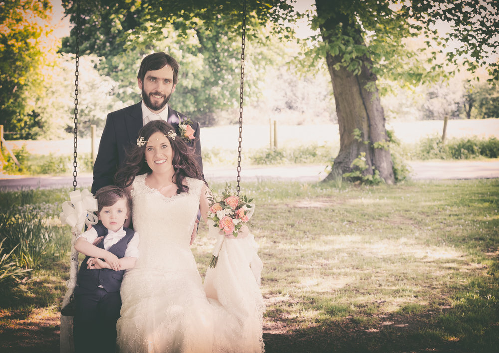 The wedding of Matthew Rhys Small & Lorna Baeten on the 9th May 2014 at Northop Hall Country House Hotel