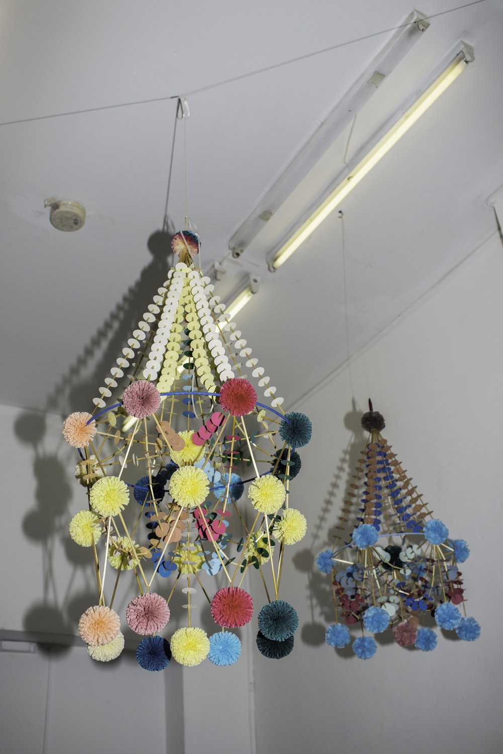 Pajki chandeliers 2016 pajki chandeliers is a short film about the designer karolina merska who makes traditional polish paper and straw chandeliers called pajki arubaitofo Images
